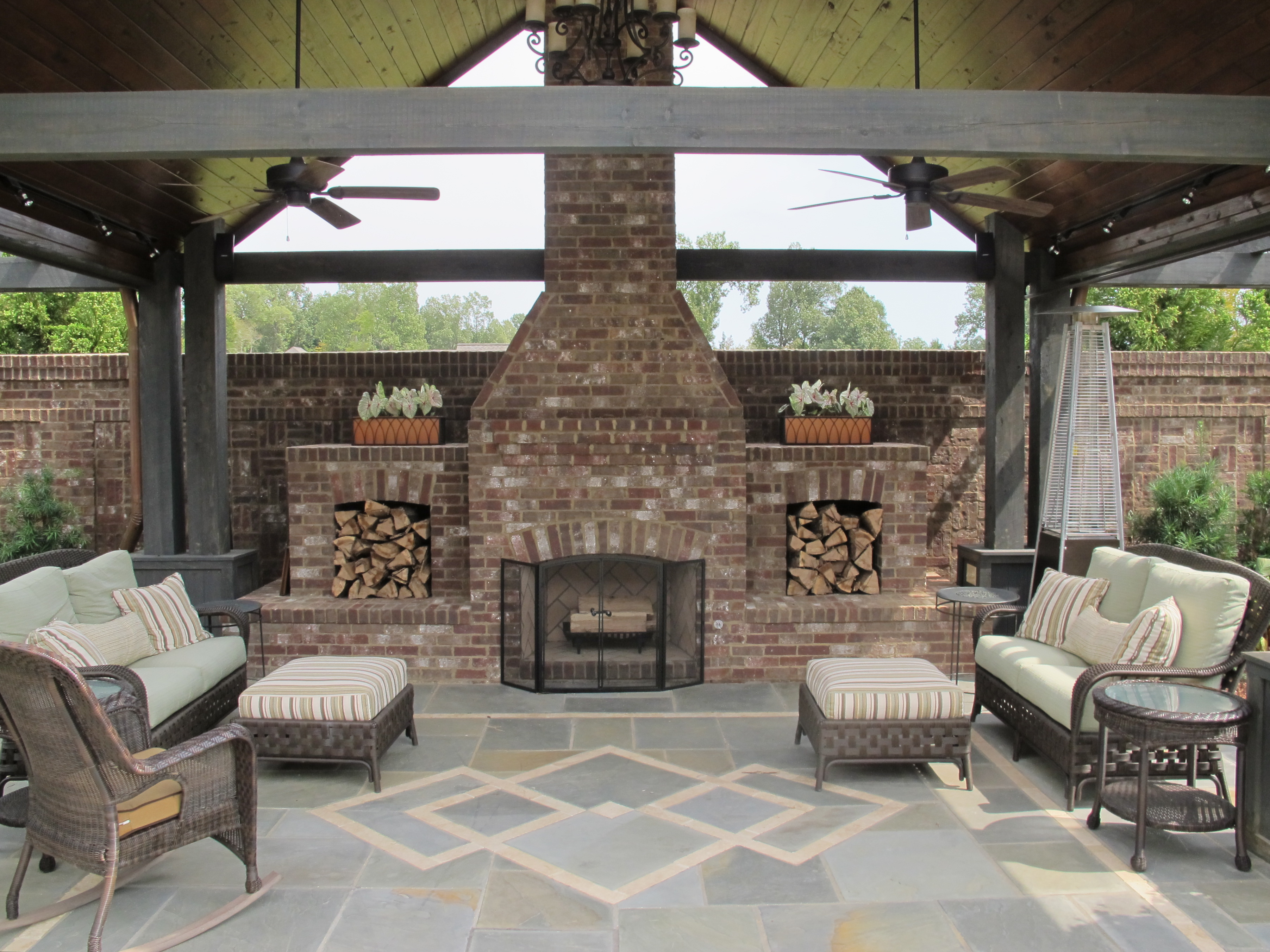 General Shale Outdoor Living - South Alabama Brick Company on Outdoor Living Company id=34961