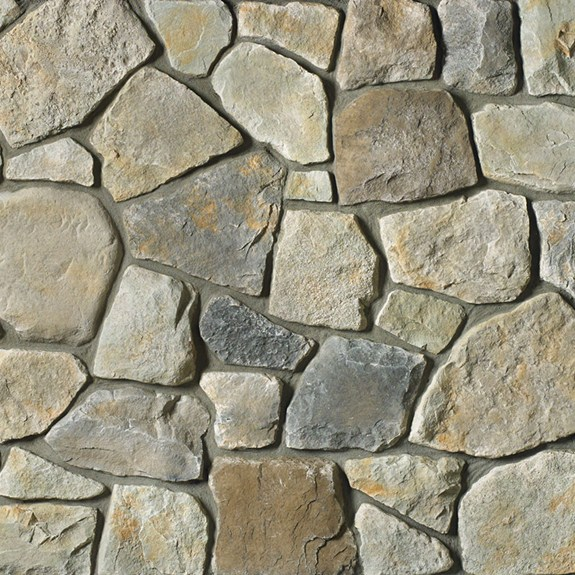 Boral Cultured Stone Chester Dressed Fieldstone Echo Ridge ...