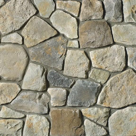 Boral Cultured Stone Chester Dressed Fieldstone Echo Ridge