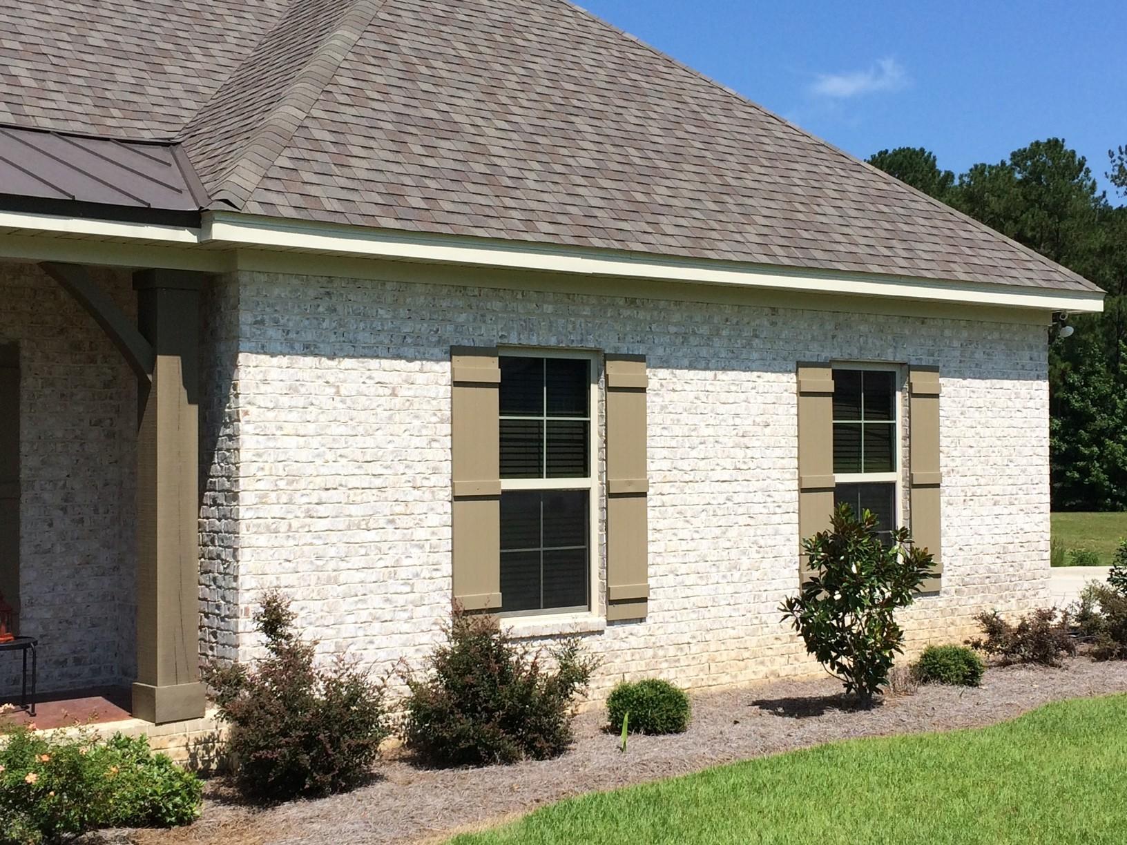 Magnolia Bay With Ivory South Alabama Brick Company