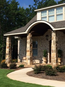 How To Combine Brick Stone South Alabama Brick Company