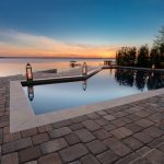Tremron pavers pool